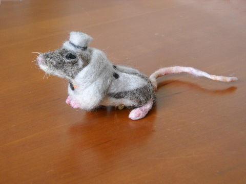 Another Mouse of Fashion