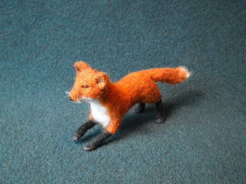 Magnet Dog Fox